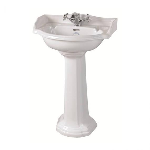 Imperial Oxford Small Basin and Pedestal