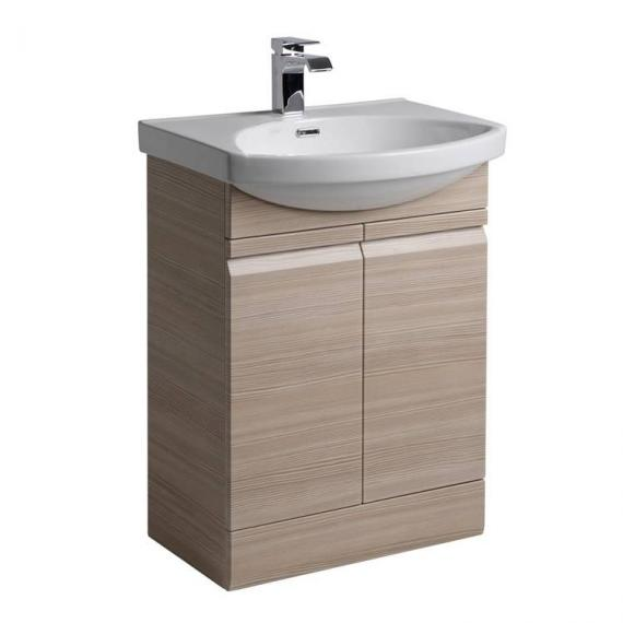 Roper Rhodes Profile Pale Driftwood 600mm Freestanding Unit & Basin