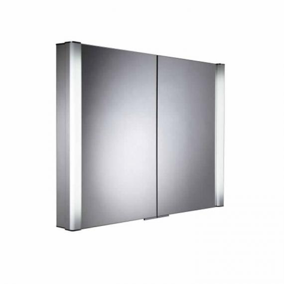 Roper Rhodes Perception Recessible Mirror Cabinet With Lighting - Image 2