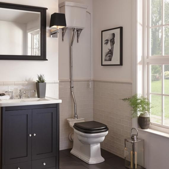 Imperial Radcliffe High Level WC & Cistern