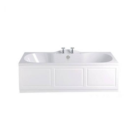 Heritage Rhyland 1700 x 750mm Double Ended Bath
