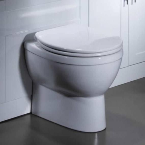 Roper Rhodes Minerva 515mm Back To Wall WC & Soft Close Seat