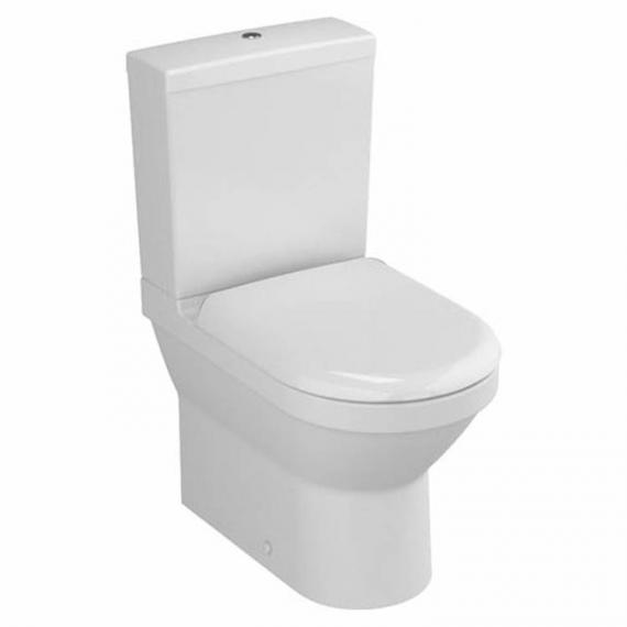 Vitra S50 Compact Back To Wall Close Coupled WC, Cistern & Seat - Image 2