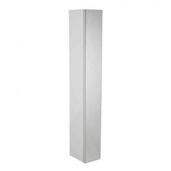 Roper Rhodes Scheme Gloss White Mirrored Storage Column