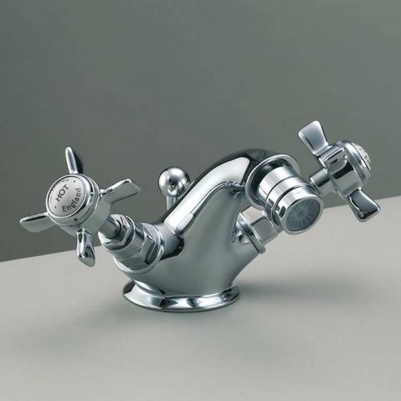 St James Collection Bidet Mixer - England Handle
