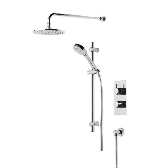 Tavistock Quantum Thermostatic Concealed Shower Valve Kit - Image 2
