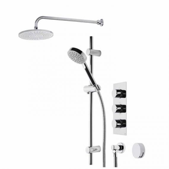 Roper Rhodes Event Round Triple Function Shower System