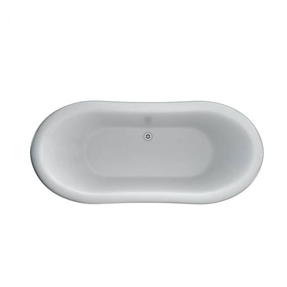 Burlington Bateau Freestanding Bath & Feet  - Image 3