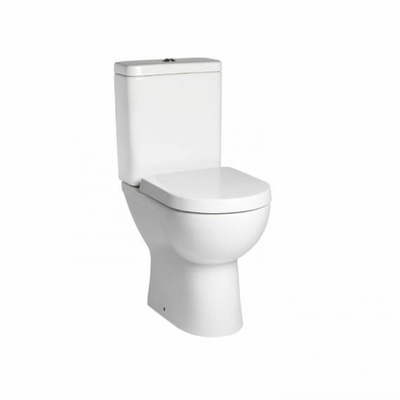 Tavistock Ion Comfort Height WC, Cistern & Seat