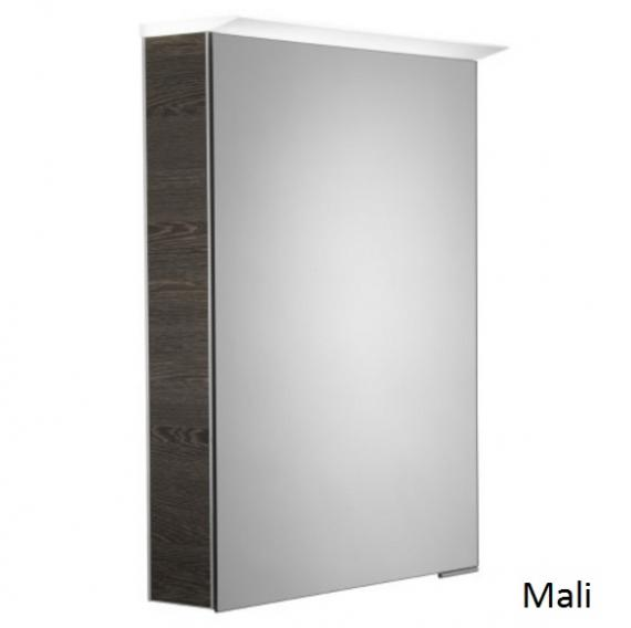 Roper Rhodes Virtue LED Illuminated Aluminium Mirror Cabinet - Mali