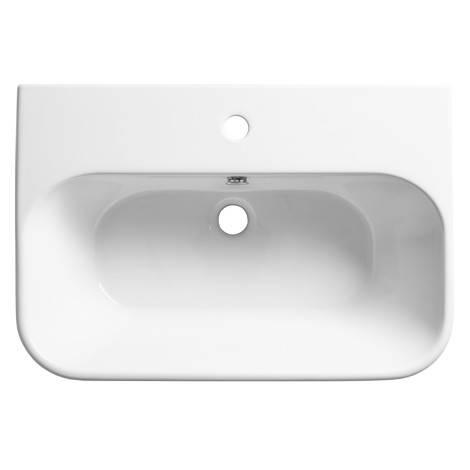 Roper Rhodes Version 650mm Wall Mounted Basin - Image 2