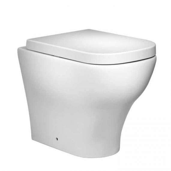 Roper Rhodes Version 550mm Back To Wall WC & Soft Close Seat - Image 2