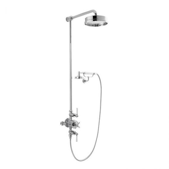 Crosswater Waldorf Shower Valve Kit With 8
