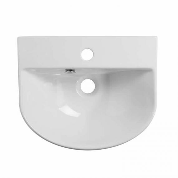 Roper Rhodes Zest 435mm Slim Depth Semi Countertop Basin