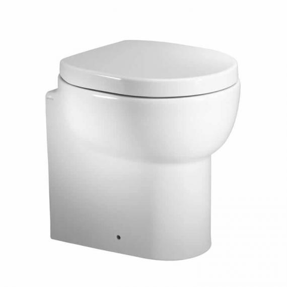 Roper Rhodes Zest 450mm Back To Wall WC & Soft Close Seat - Image 2