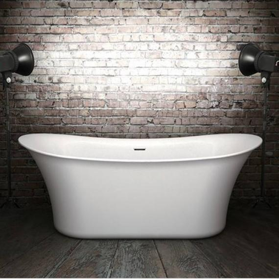 Charlotte Edwards Admiralty 1670mm Freestanding Bath