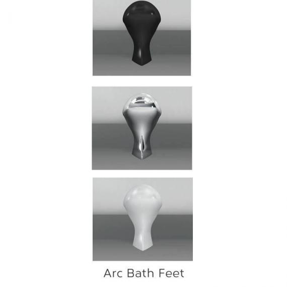 Clearwater Arc Bath Feet