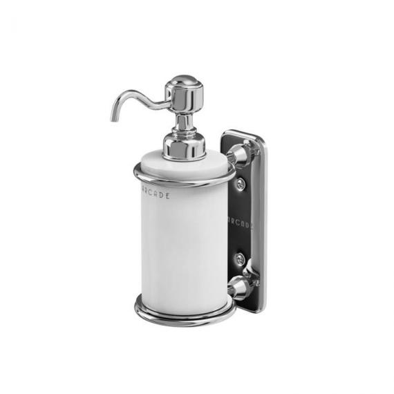Arcade Chrome Soap Dispenser