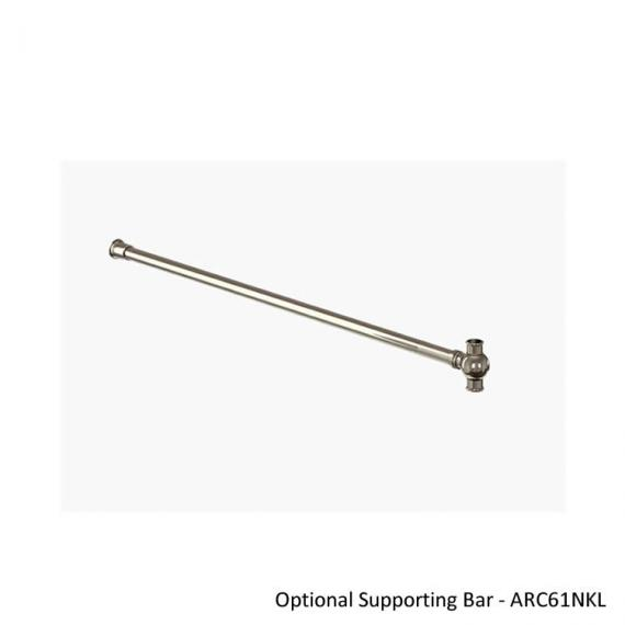 Optional Arcade Supporting Bar