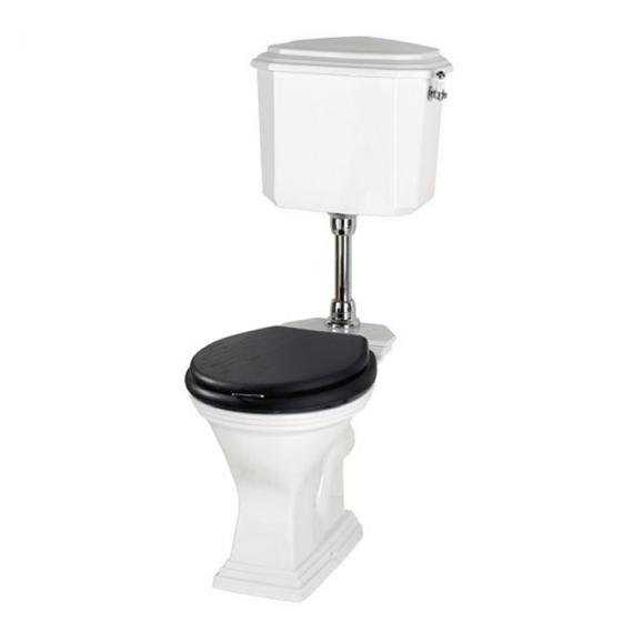 Imperial astoria deco low level wc cistern low level toilets victorian bathrooms 4 u - Kleur wc deco ...