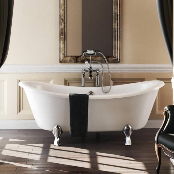 Burlington Bateau Freestanding Bath & Feet