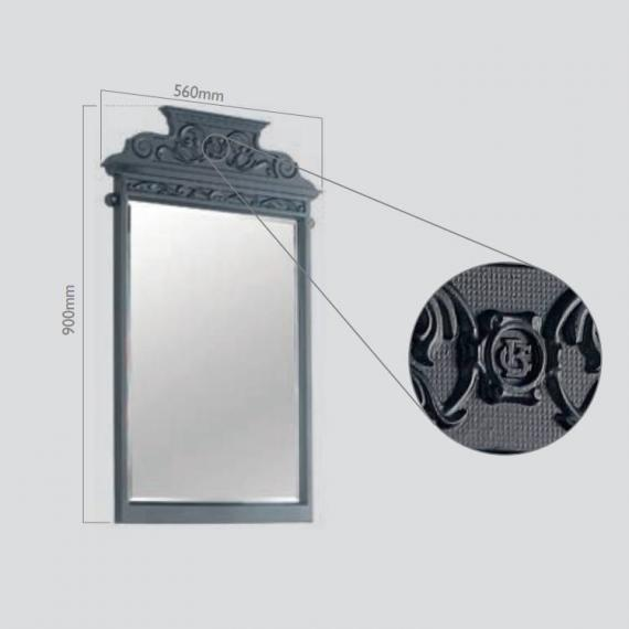 BC Designs Victrion Mirror Specification