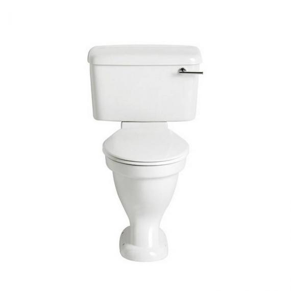 Heritage Belmonte Comfort Height Close Coupled WC & Landscape Cistern