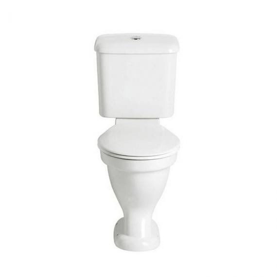 Heritage Belmonte Comfort Height Close Coupled WC & Cistern