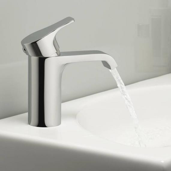 Tavistock Blaze Basin Mixer With Click Waste