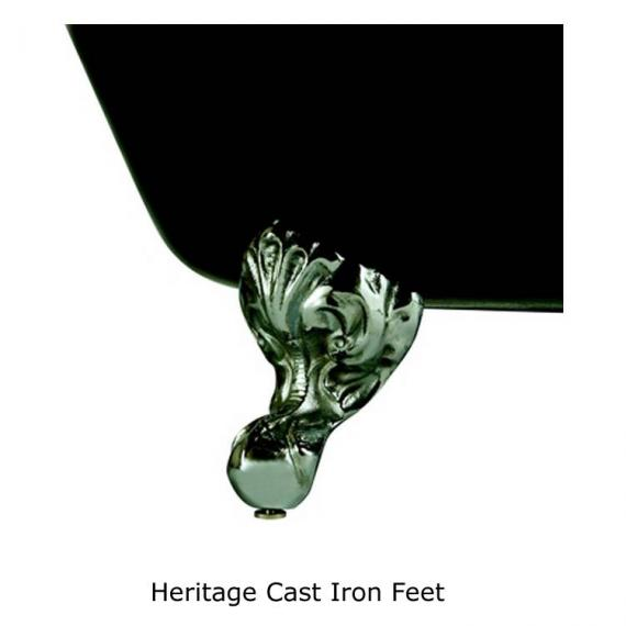 Heritage Cast Iron Feet