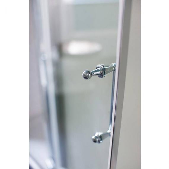Burlington Sliding Shower Door - Image 2