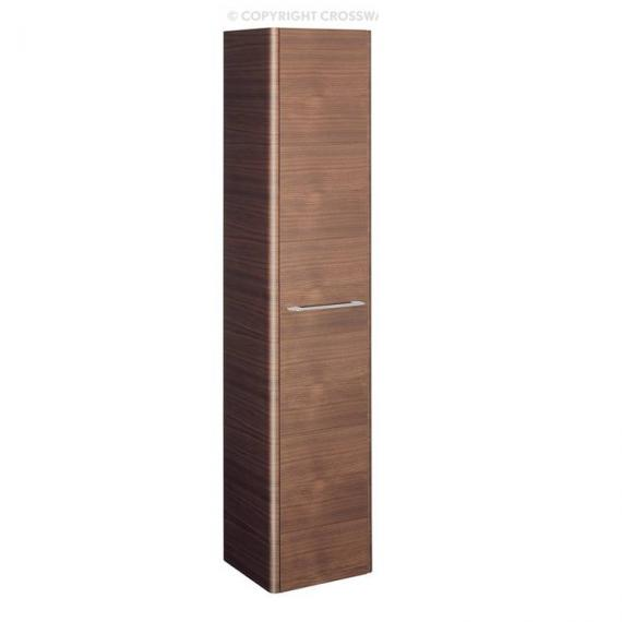 Bauhaus Celeste American Walnut Tower Storage Unit