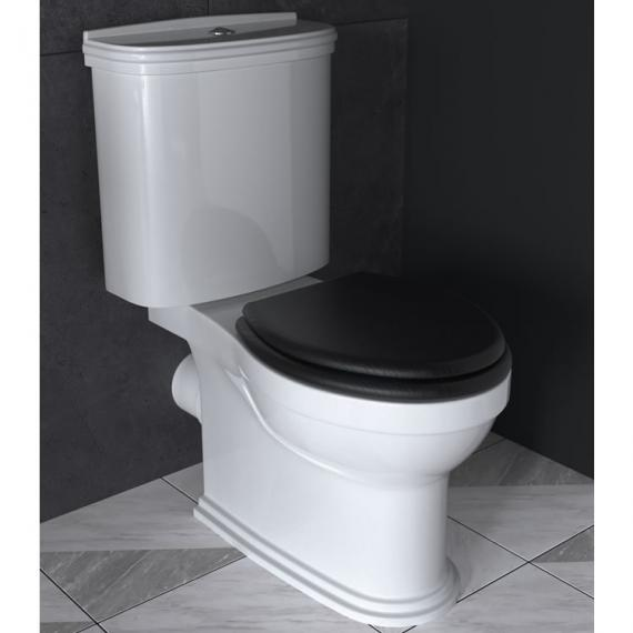 Astounding Heritage Claverton Close Coupled Wc Cistern Victorian Short Links Chair Design For Home Short Linksinfo