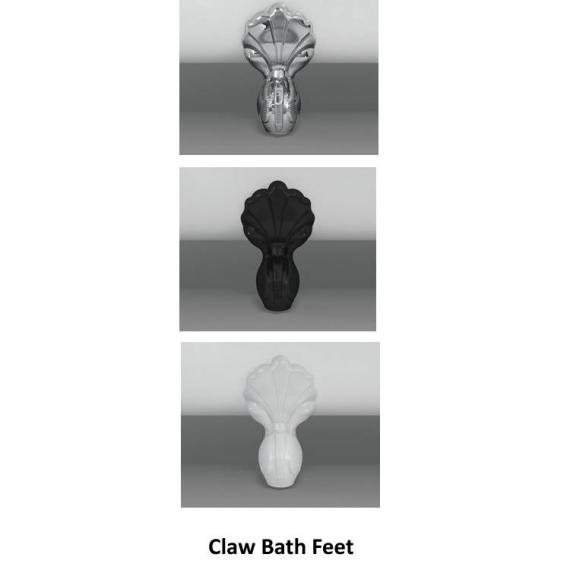 Clearwater Ball & Claw Feet