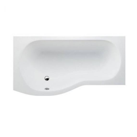 Britton Cleargreen EcoRound 1500 Shower Bath - Left Hand