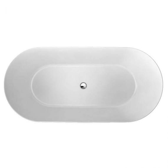 Clearwater Formoso Grande Clear Stone Freestanding Bath