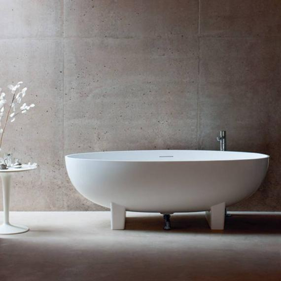 Clearwater Lacrima Natural Stone Freestanding Bath
