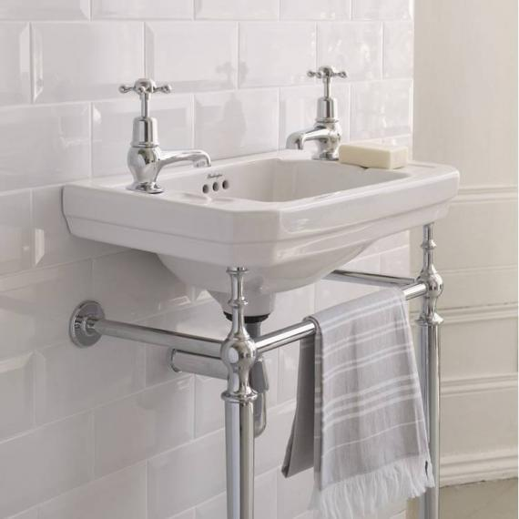Burlington Victorian Cloakroom Basin With Washstand