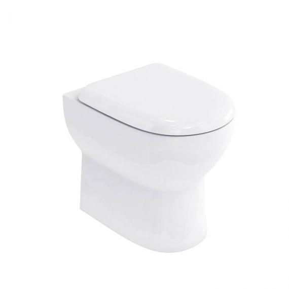 Britton Compact Back To Wall Pan & Soft Close Seat - Image 2