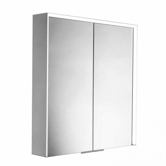Roper Rhodes Compose Illuminated Mirror Cabinet With Bluetooth - Image 3