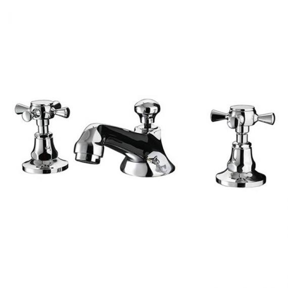 Imperial Cou 3 Hole Basin Mixer