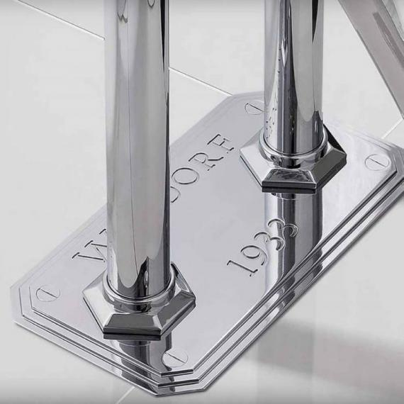 Crosswater Waldorf Chrome Floor Plate