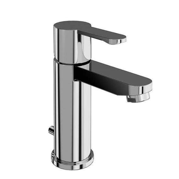 Crystal Basin Mixer With Pop Up Waste
