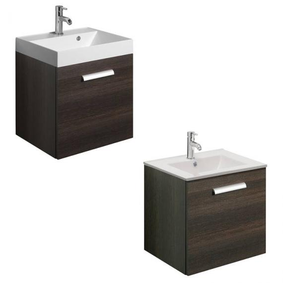 Bauhaus Design Plus 50 Drawer Panga Vanity Unit & Basin