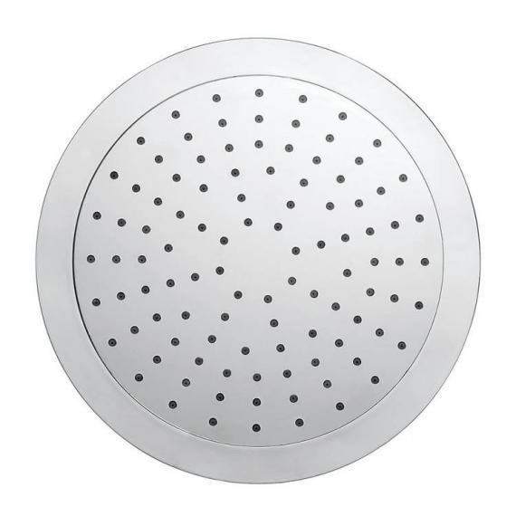 Crosswater Dial 225mm Fixed Shower Head