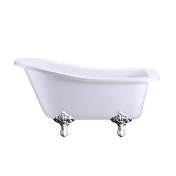 Burlington Buckingham Slipper Freestanding Bath - Image 3