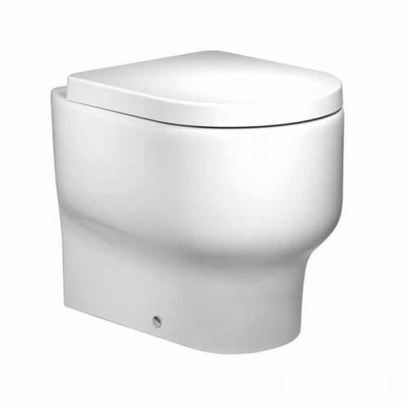 Roper Rhodes Edition 550mm Back To Wall WC & Soft Close Seat - Image 2