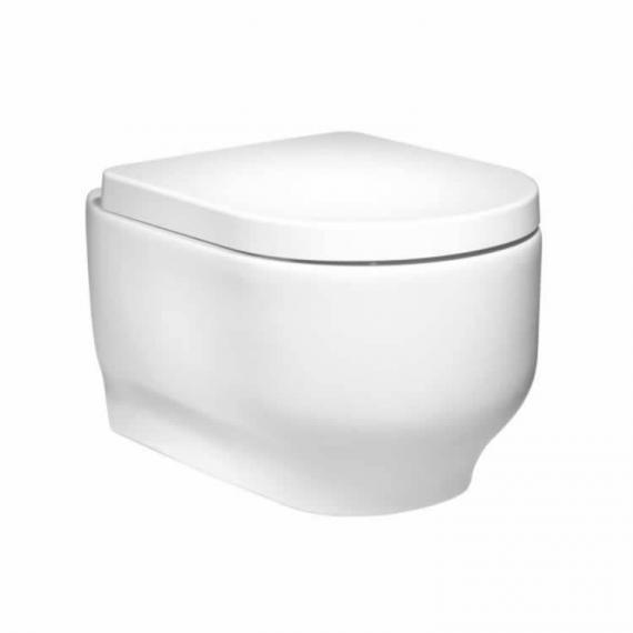 Roper Rhodes Edition 550mm Wall Hung WC & Soft Close Seat - Image 2