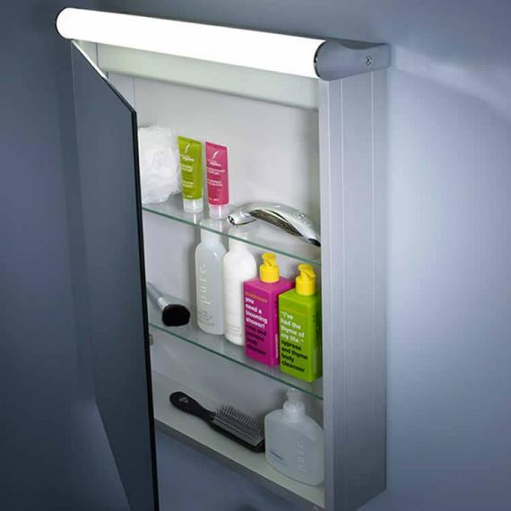 Roper Rhodes Elevate Aluminium Cabinet With Integrated Lighting - Image 2