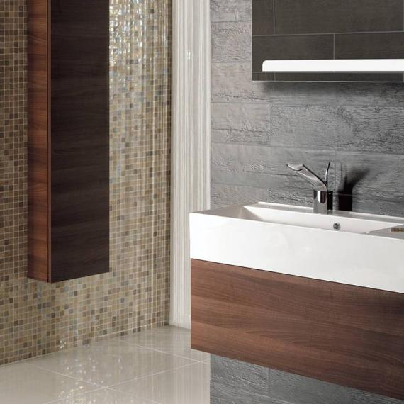Bauhaus Elite 70 Walnut Vanity Unit & Basin